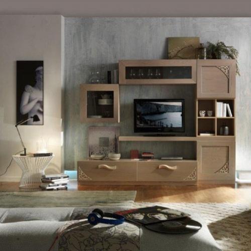 Soggiorni componibili – Mobili classici da soggiorno ...